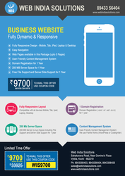 Low Budget Website | Web India Solutions