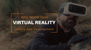 Virtual  reality mobile app development company in India | RTS