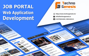 Job Portal Web Application Development Services Madurai
