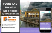 Tours and Travels Website & Mobile Application Development in Madurai