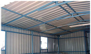 Steel Roofing Contractors Chennai