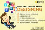 Best Social Media & Festival Banner Designing Services Company