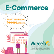 Give your business a digital kick start with E-commerce website