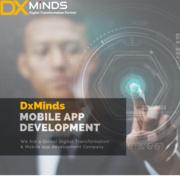 #1 Mobile App Development Company in Bangalore – DxMinds