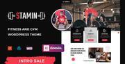 Stamin - Fitness and Gym WordPress Theme by zozothemes