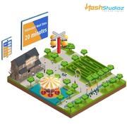HashStudioz | Amusement park Management System