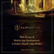 Web Development Company in Riyadh